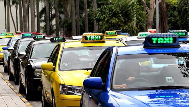 Tổng hợp những hãng taxi có thể dán quảng cáo tại Việt Nam