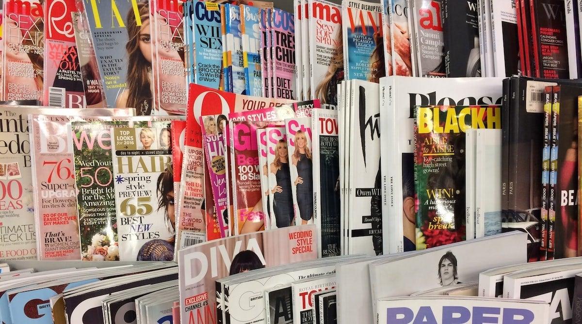 Ngành tạp chí thời trang sẽ phải làm gì để tồn tại khi vai trò của chúng đang ngày trở nên xa rời hiện thực?