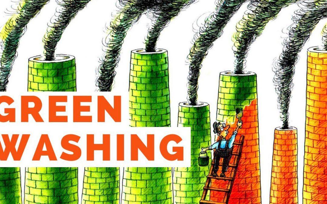 Sự thật về quảng cáo xanh Greenwashing