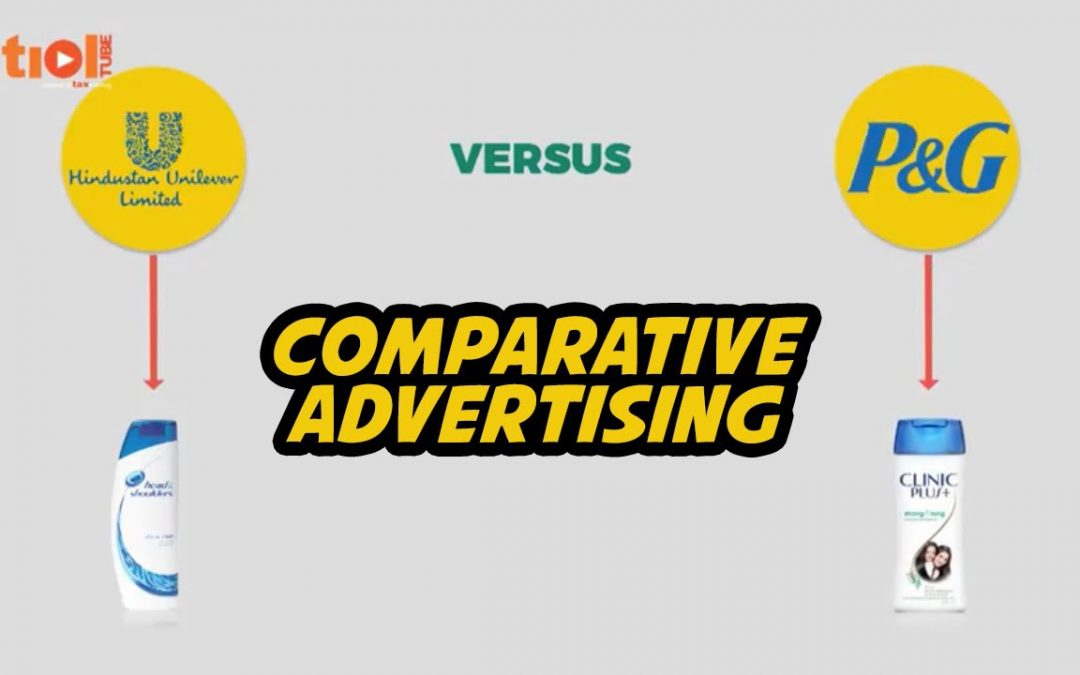 Quảng cáo so sánh – Comparative Advertising
