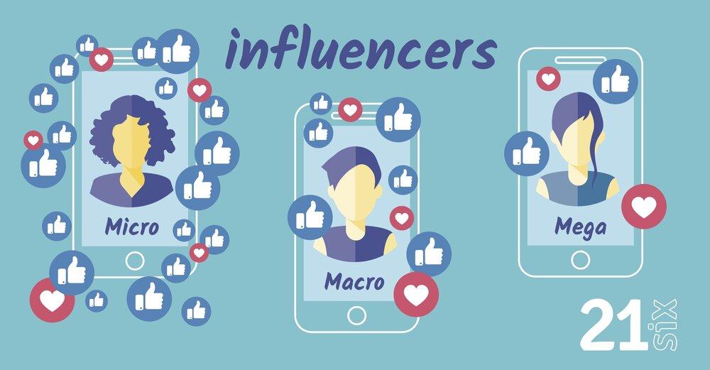 Các cấp độ của Influencer và cách sử dụng sao cho hiệu quả