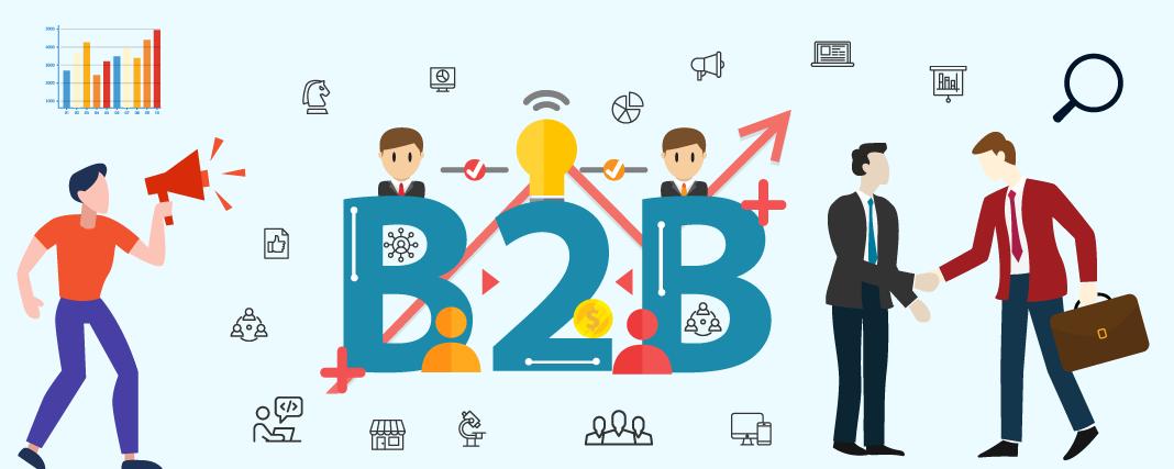 Định nghĩa về B2B và các mô hình phổ biến của B2B