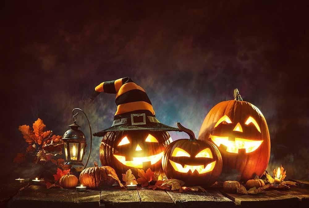 Hình thức quảng cáo Outdoor theo chủ đề Halloween