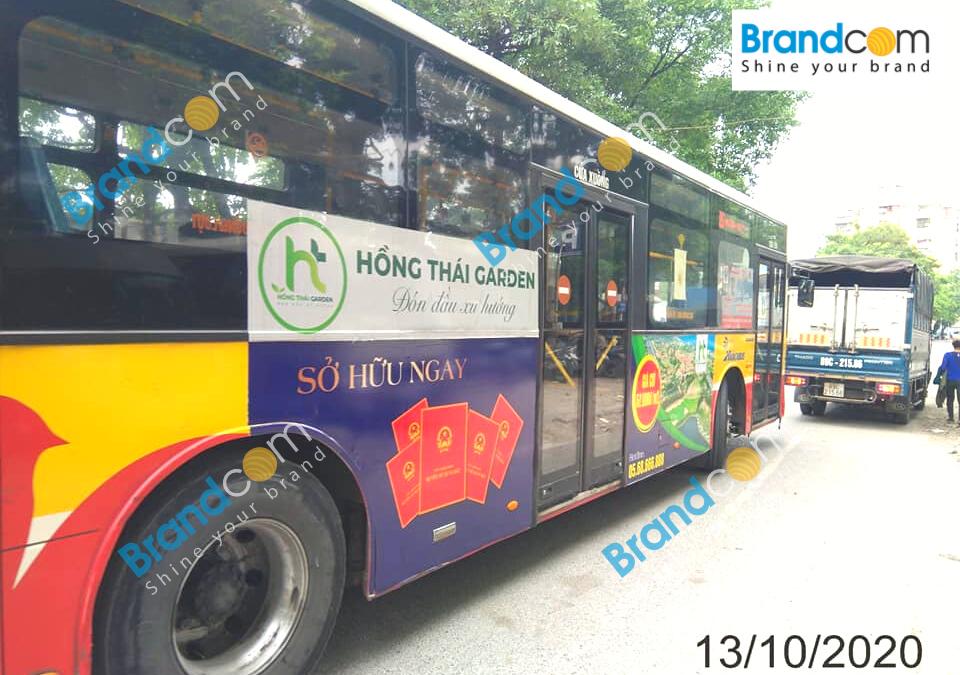 Quảng cáo trên xe bus tại Đà Nẵng lựa chọn hàng đầu của các chiến dịch truyền thông