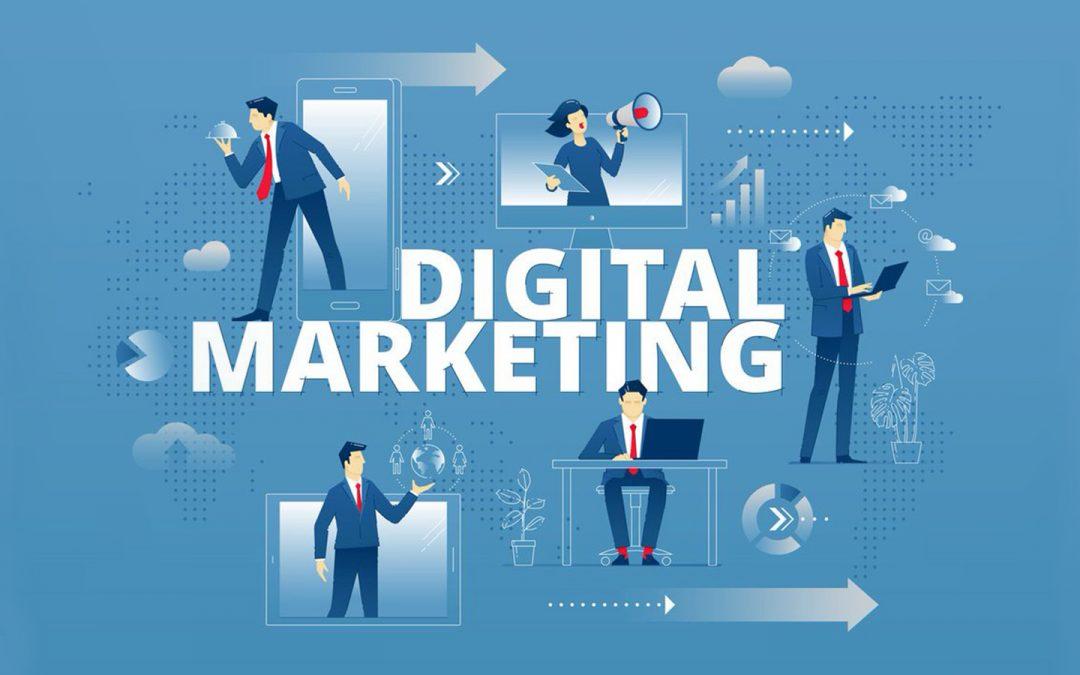 """Dự đoán 8 xu hướng Digital Marketing sẽ """"lên ngôi"""" vào năm 2021"""