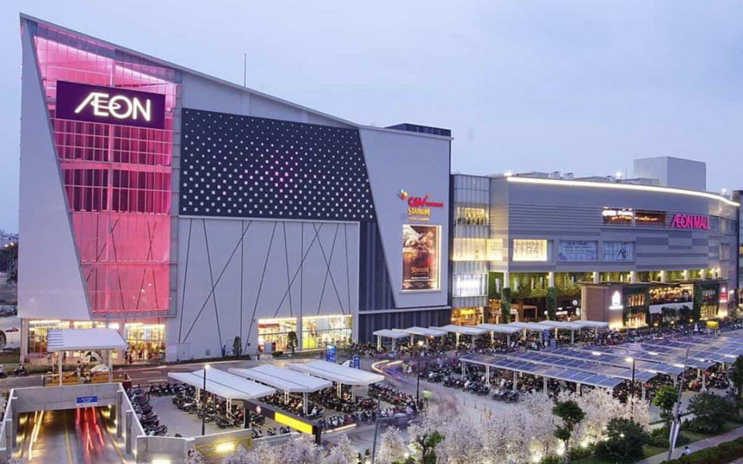 Xu hướng quảng cáo tại Trung tâm thương mại trong năm 2021