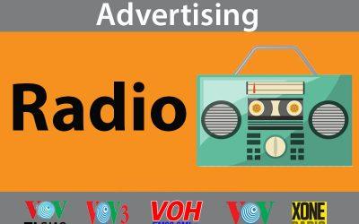 Xu hướng quảng cáo trên VOV trong năm 2021