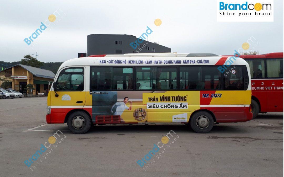 Lộ trình các tuyến xe bus tại Thanh Hóa
