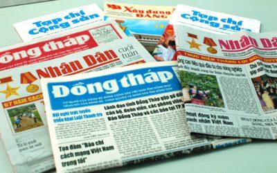 Quảng cáo trên báo tỉnh và những lợi ích mang lại cho thương hiệu