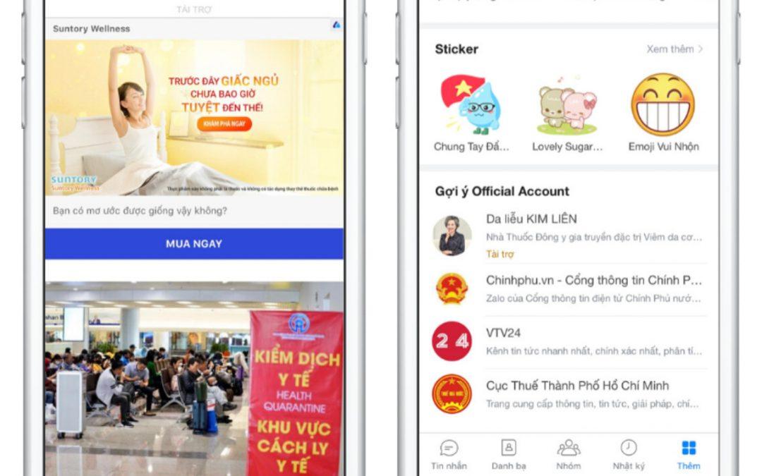 Zalo Ads là gì và những lợi ích khi quảng cáo trên zalo