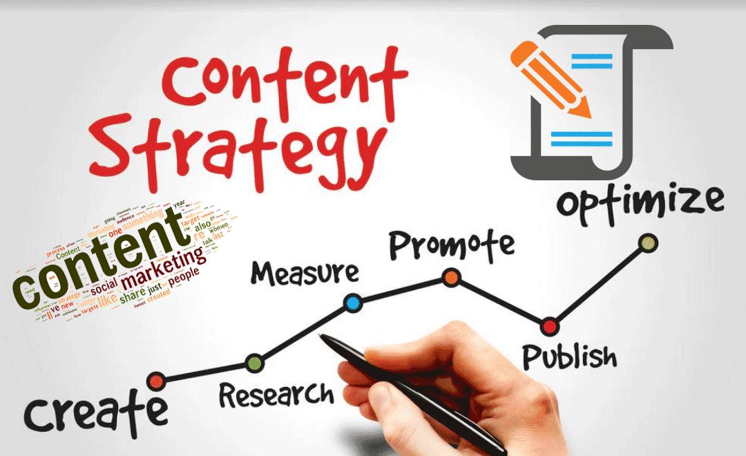 Làm thế nào để tạo ra chiến lược Content Marketing hiệu quả
