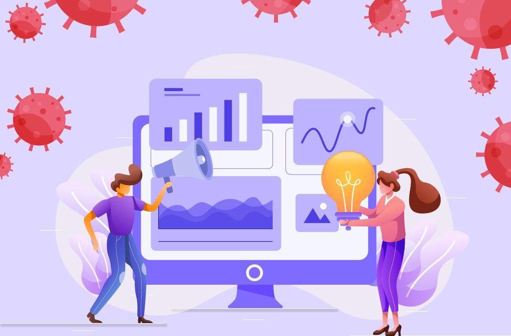 Digital Marketing cho doanh nghiệp trong đại dịch Covid-19