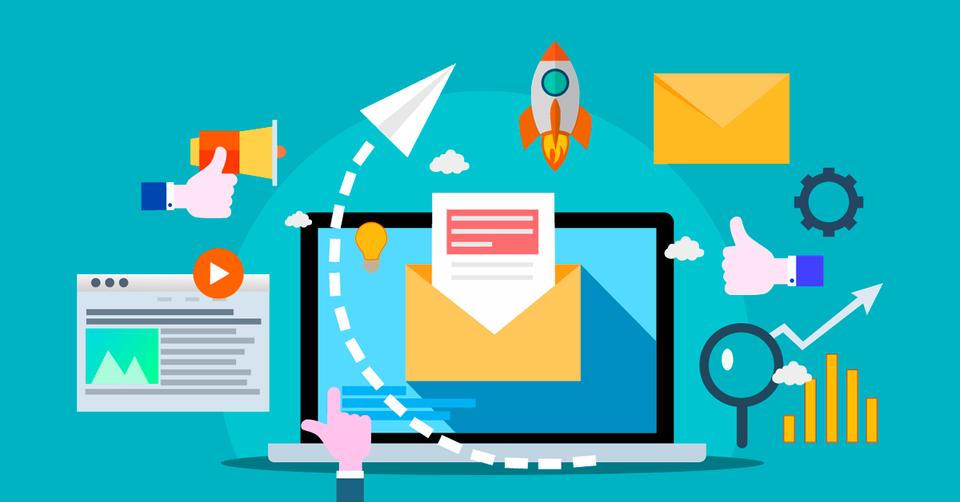 So sánh hiệu quả của Email, Website, SEM và Social trong Marketing