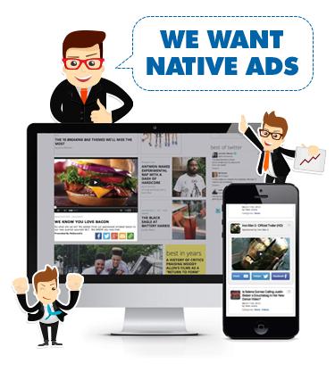 Native Ads là gì và cách sử dụng quảng cáo Native Ads hiệu quả trong marketing