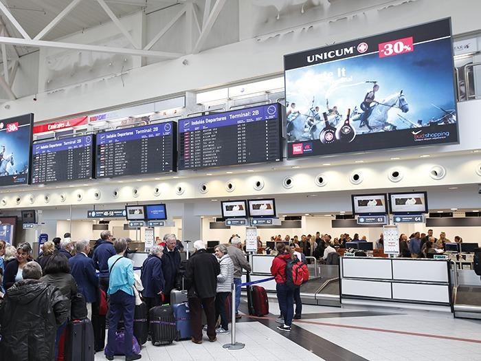 Quảng cáo sân bay và các hình thức quảng cáo sân bay hiệu quả cho thương hiệu