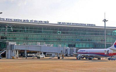 Quảng cáo sân bay Tân Sơn Nhất tiếp cận hàng triệu khách hàng