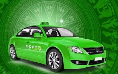 Quảng cáo taxi Open99 đem lại hiệu quả truyền thông lớn cho thương hiệu