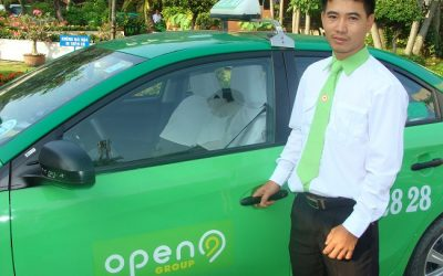 Quảng cáo xe taxi toàn quốc cho thương hiệu tỏa sáng