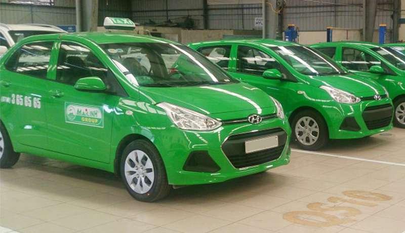 Quảng cáo taxi tại Cần Thơ nâng cao tầm ảnh hưởng của thương hiệu