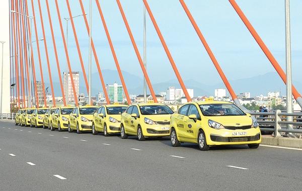 Quảng cáo taxi Đà Nẵng giúp lan tỏa giá trị thương hiệu