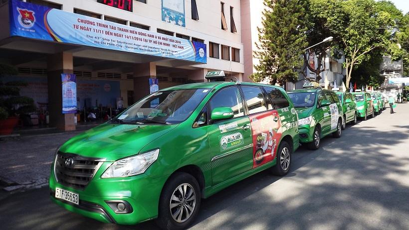 Quảng cáo taxi Mai Linh mang lại cho thương hiệu lợi ích tuyệt vời
